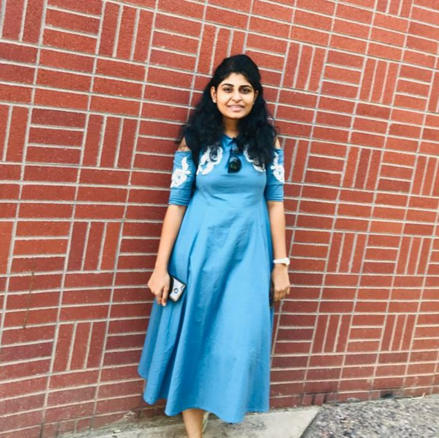 Sahithi Chenreddy